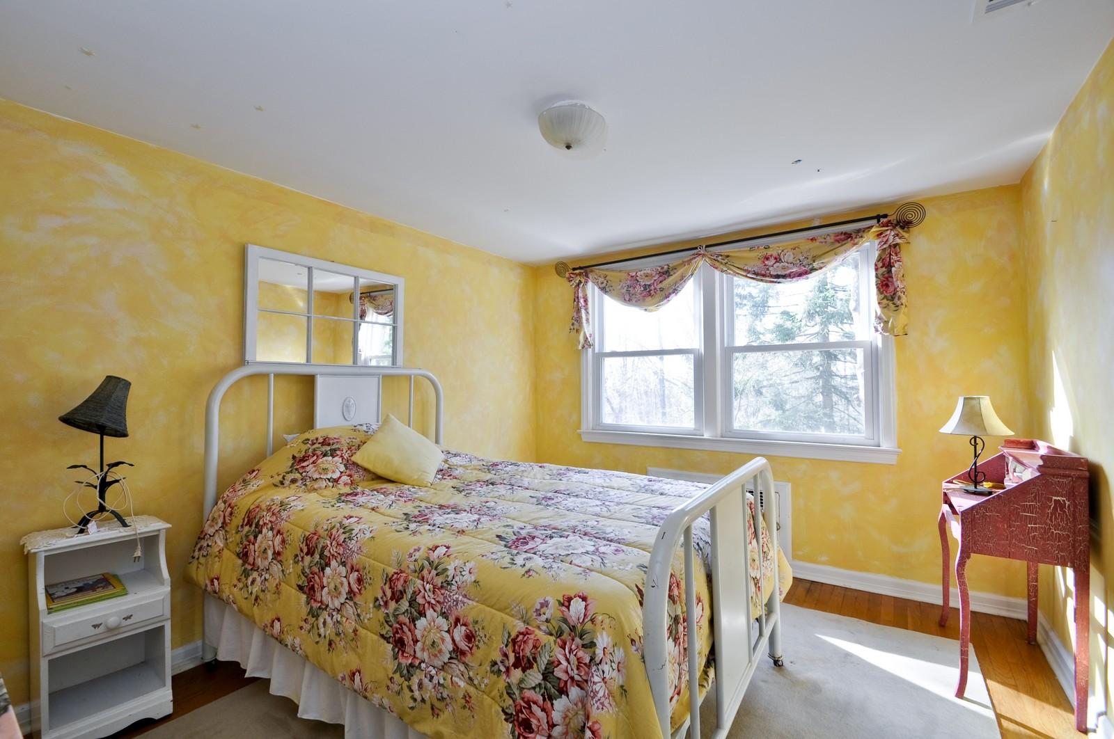 Real Estate Photography - 19 Ridge Road, Roseland, NJ, 07068 - 2nd Bedroom