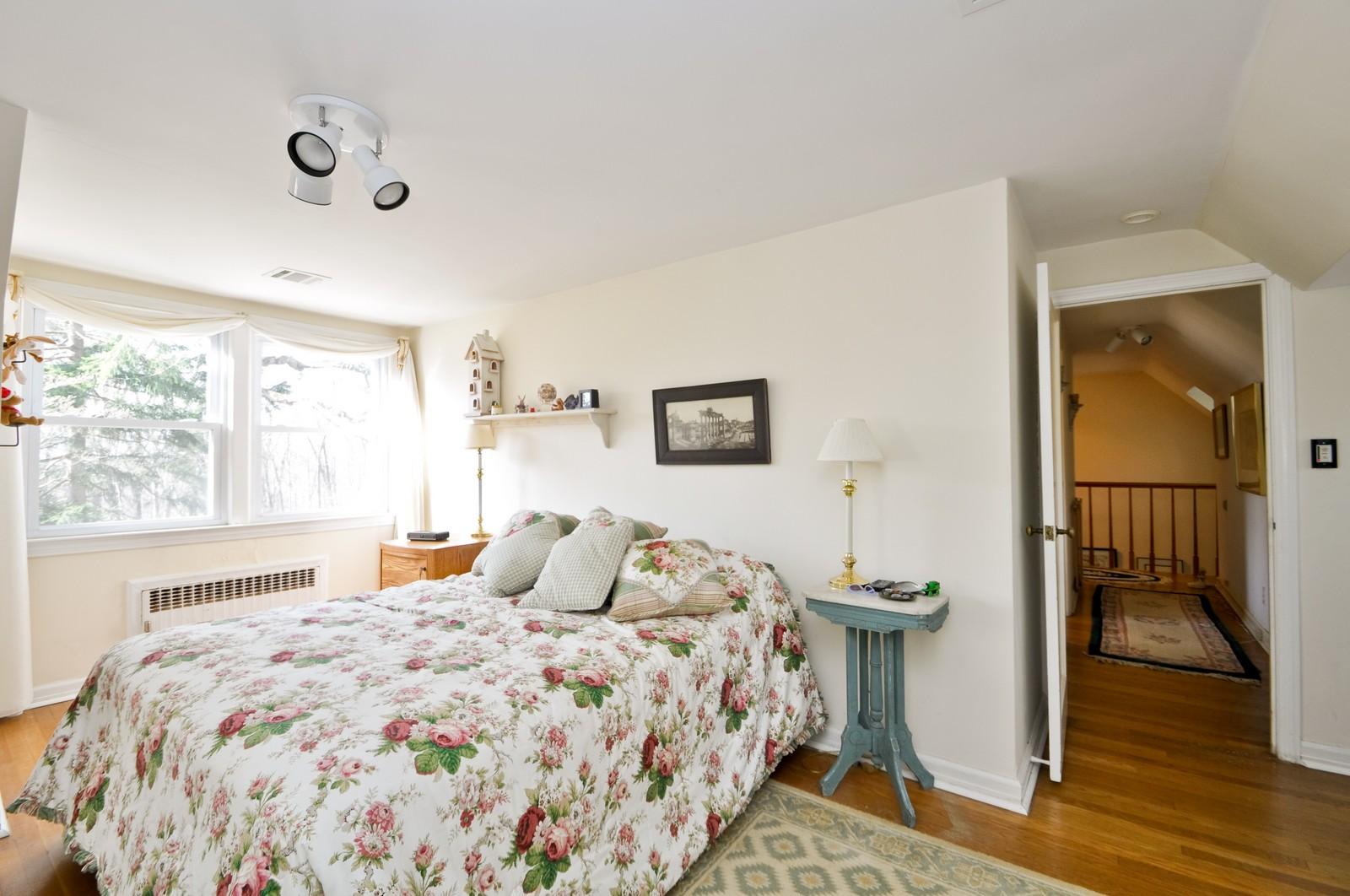 Real Estate Photography - 19 Ridge Road, Roseland, NJ, 07068 - 3rd Bedroom