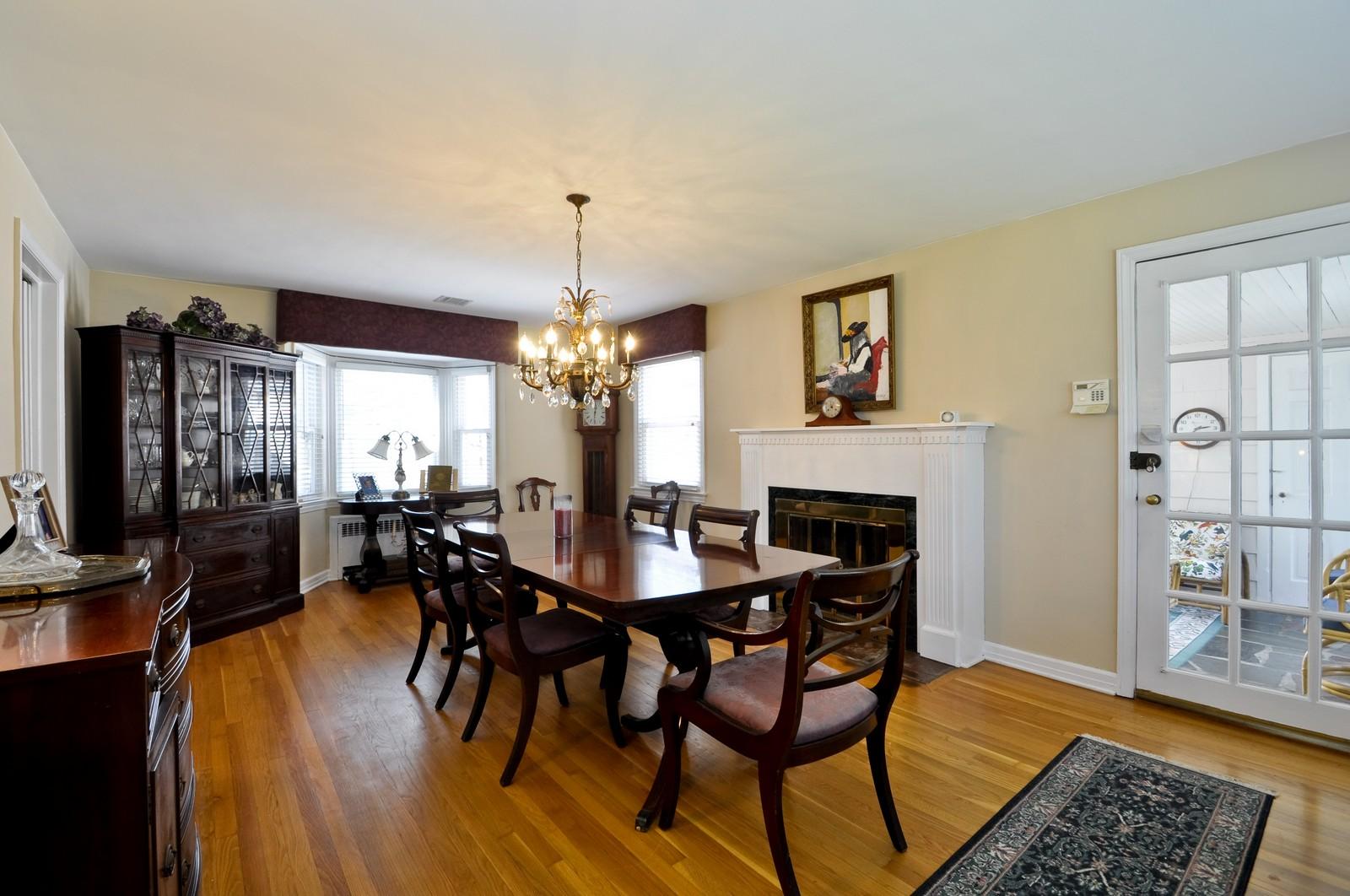 Real Estate Photography - 19 Ridge Road, Roseland, NJ, 07068 - Dining Room