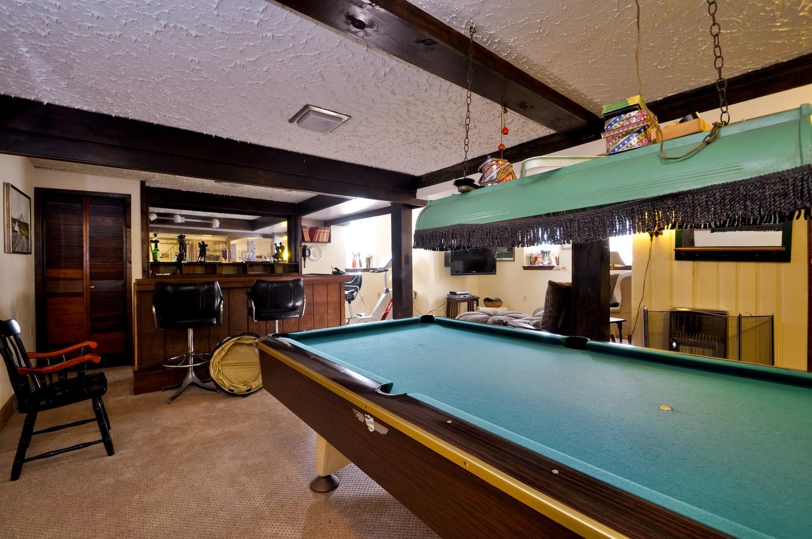 Real Estate Photography - 19 Ridge Road, Roseland, NJ, 07068 - Basement