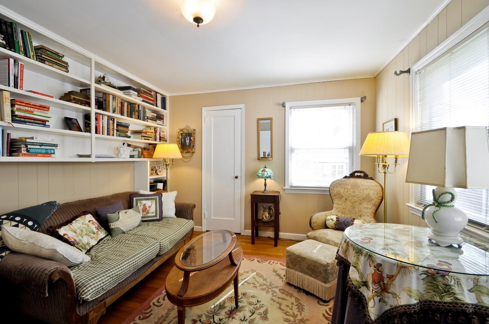 Real Estate Photography - 19 Ridge Road, Roseland, NJ, 07068 - Family Room