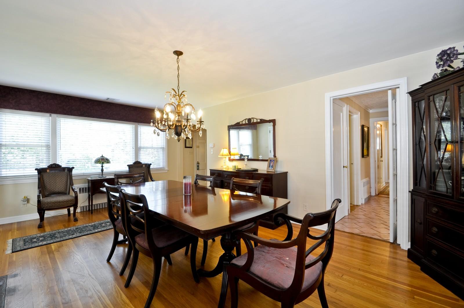 Real Estate Photography - 19 Ridge Road, Roseland, NJ, 07068 - Dining Area