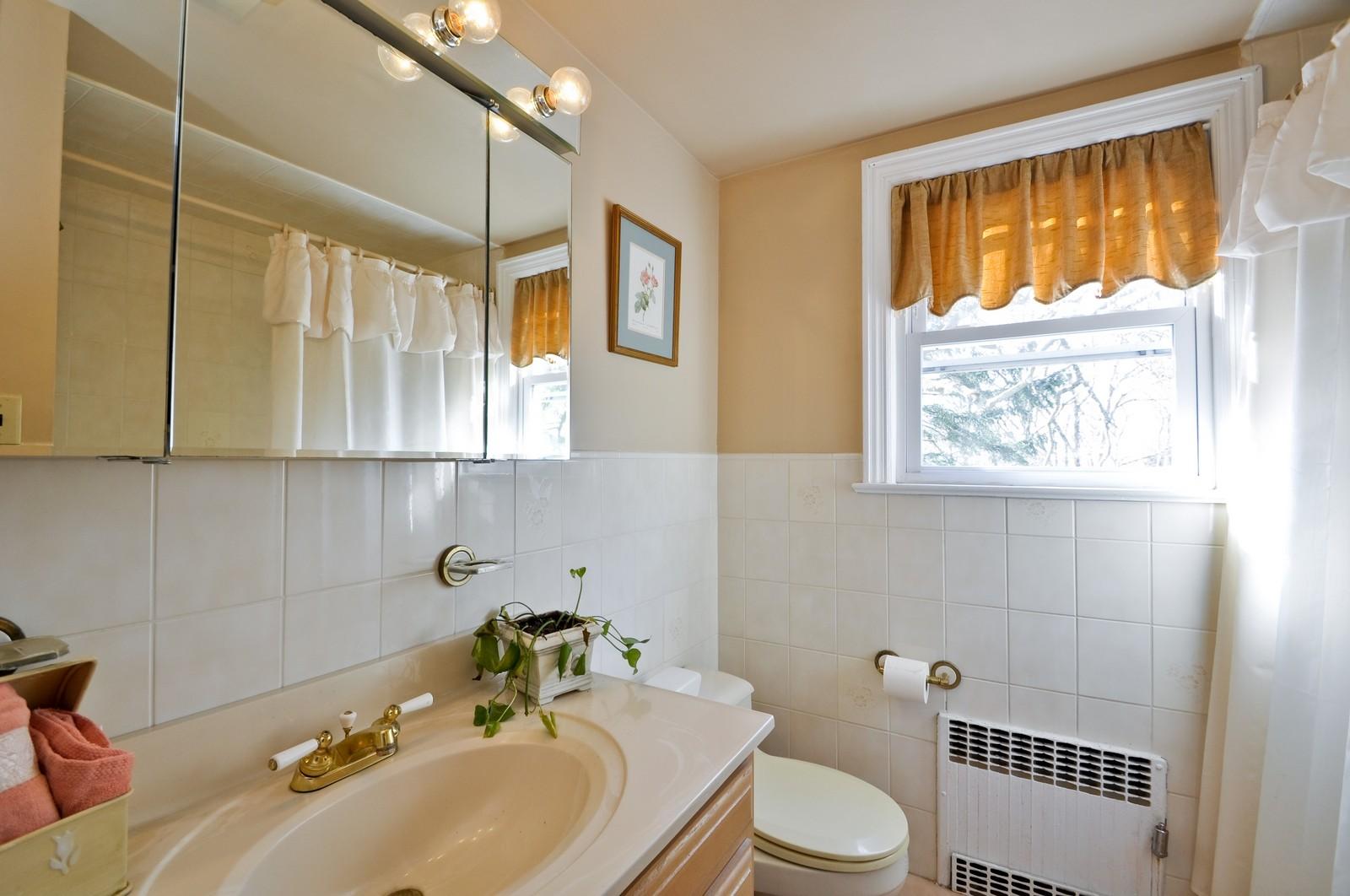 Real Estate Photography - 19 Ridge Road, Roseland, NJ, 07068 - 2nd Bathroom