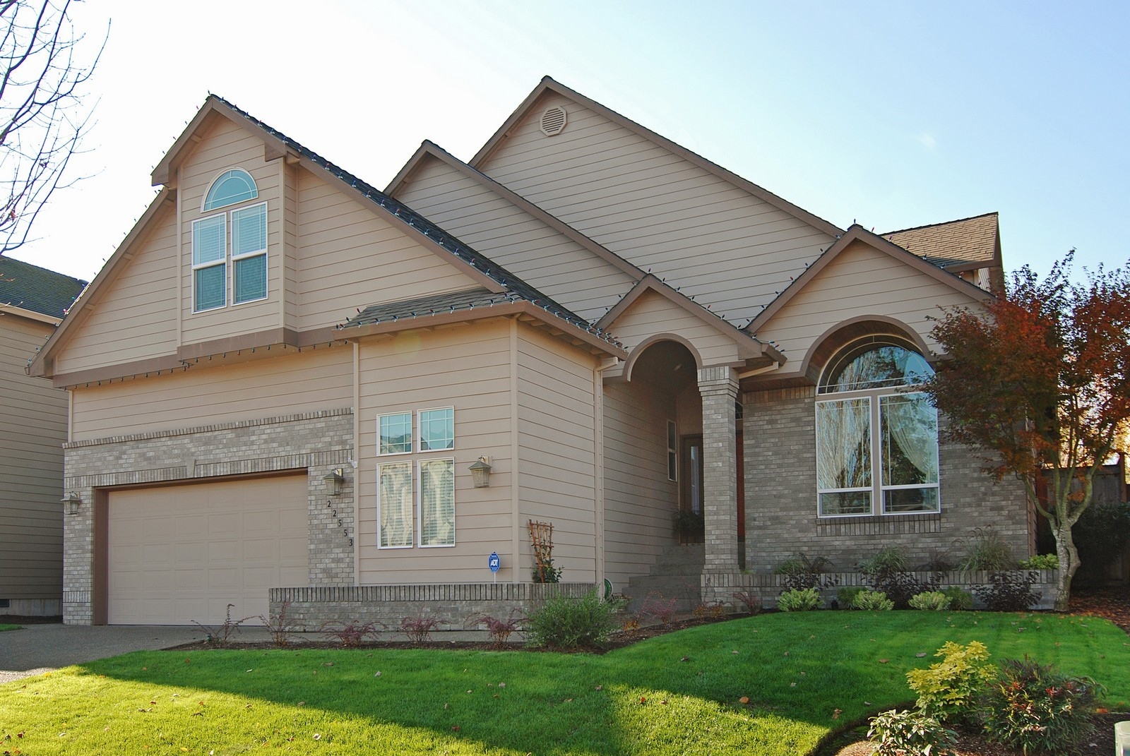 Real Estate Photography - 22553 SW 106th Ave, Tualatin, OR, 97062 - Front View