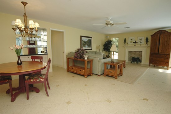 Real Estate Photography - 1901 Kirk Ter, Marco Island, FL, 34145 - Family Room