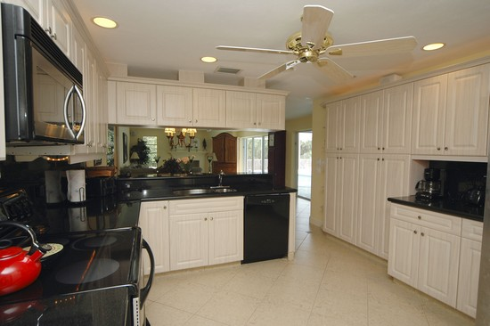 Real Estate Photography - 1901 Kirk Ter, Marco Island, FL, 34145 - Kitchen
