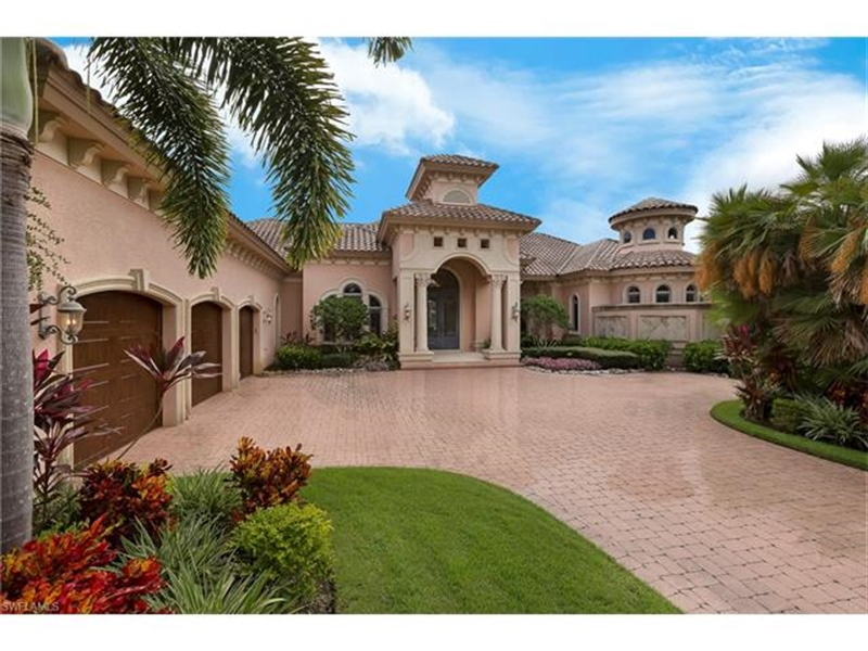 Real Estate Photography - 10771 Isola Bella Ct, Miromar Lakes, FL, 33913 - Location 19