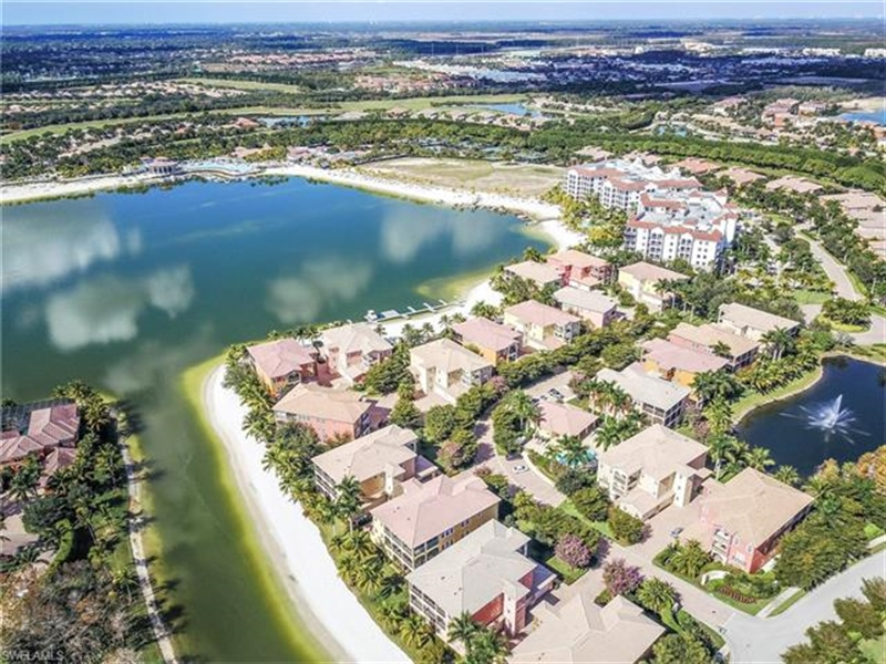 Real Estate Photography - 10791 Vivaldi Ct, Apt 1602, Miromar Lakes, FL, 33913 - Location 20