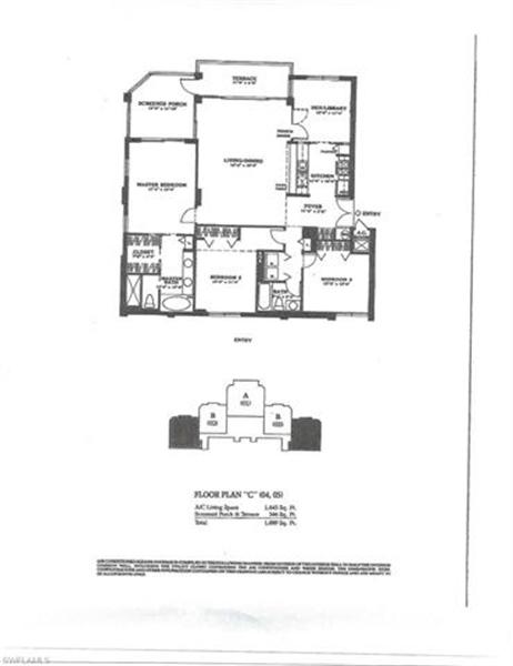 Real Estate Photography - 6573 Marissa LOOP W 205 6573, NAPLES, FL, 34108 - Location 19