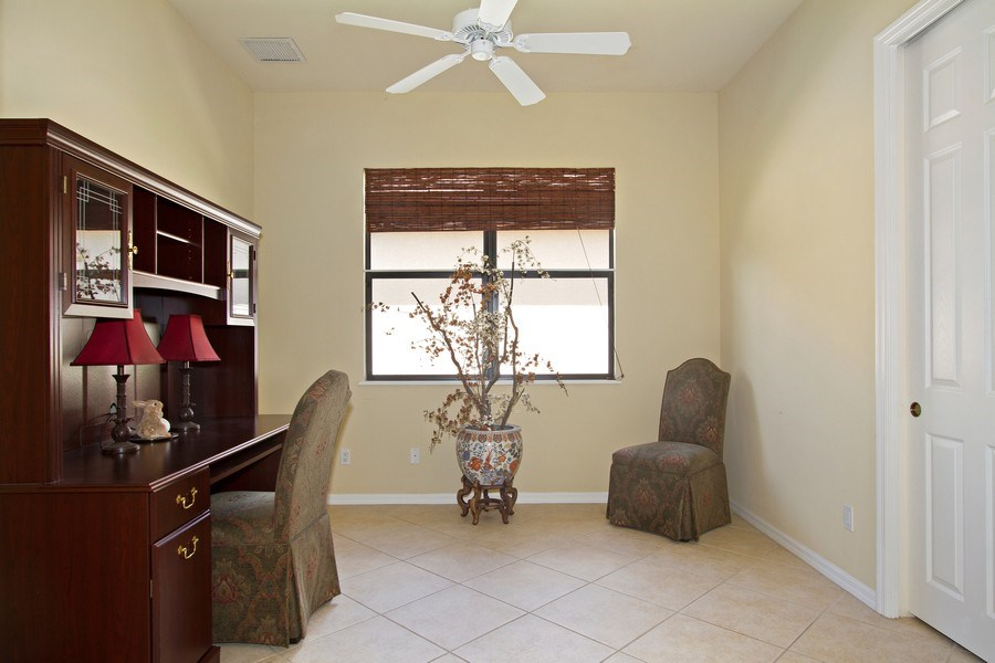 Real Estate Photography - 10691 LONGSHORE WAY EAST, NAPLES, FL, 34119 - Office/Den or 4th Bedroom