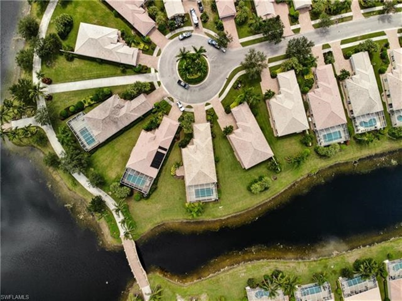 Real Estate Photography - 7303 Carducci Ct, # 7303, Naples, FL, 34114 - Location 6