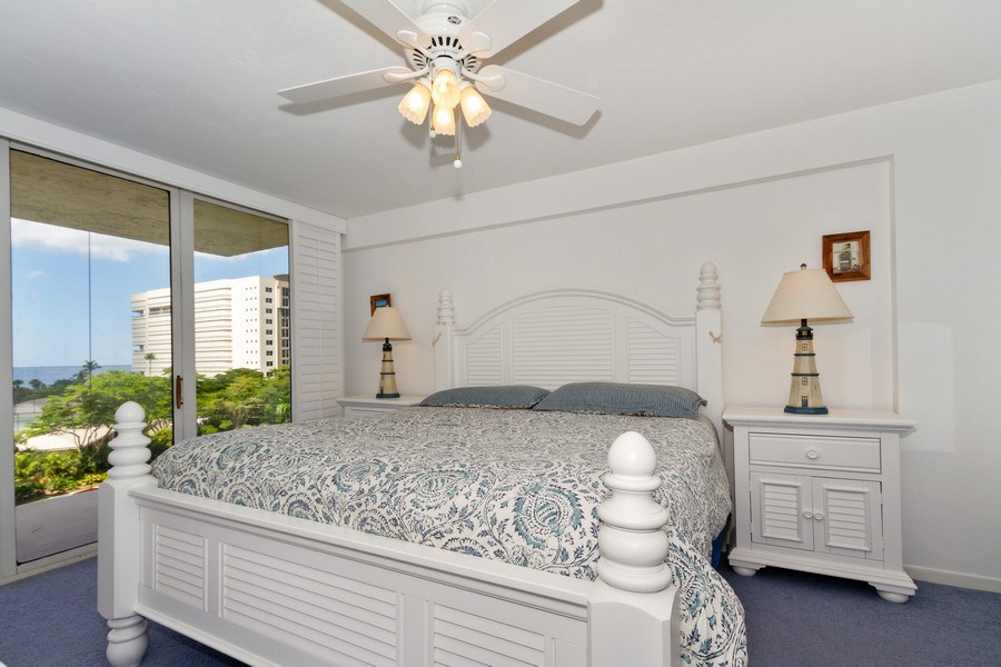 Real Estate Photography - 11030 Gulf Shore Dr, Unit 404, Naples, FL, 34108 - 2nd Bedroom