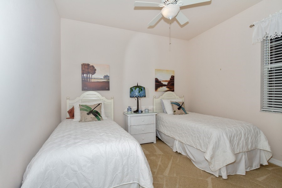 Real Estate Photography - 28105 Mandolin Ct, Unit 213, Bonita Springs, FL, 34135 - Bedroom