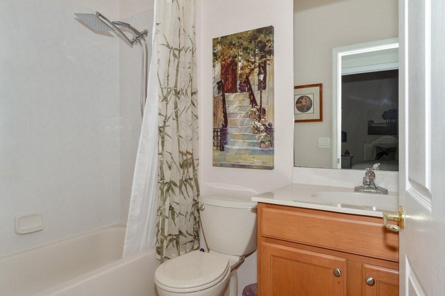 Real Estate Photography - 28105 Mandolin Ct, Unit 213, Bonita Springs, FL, 34135 - Bathroom