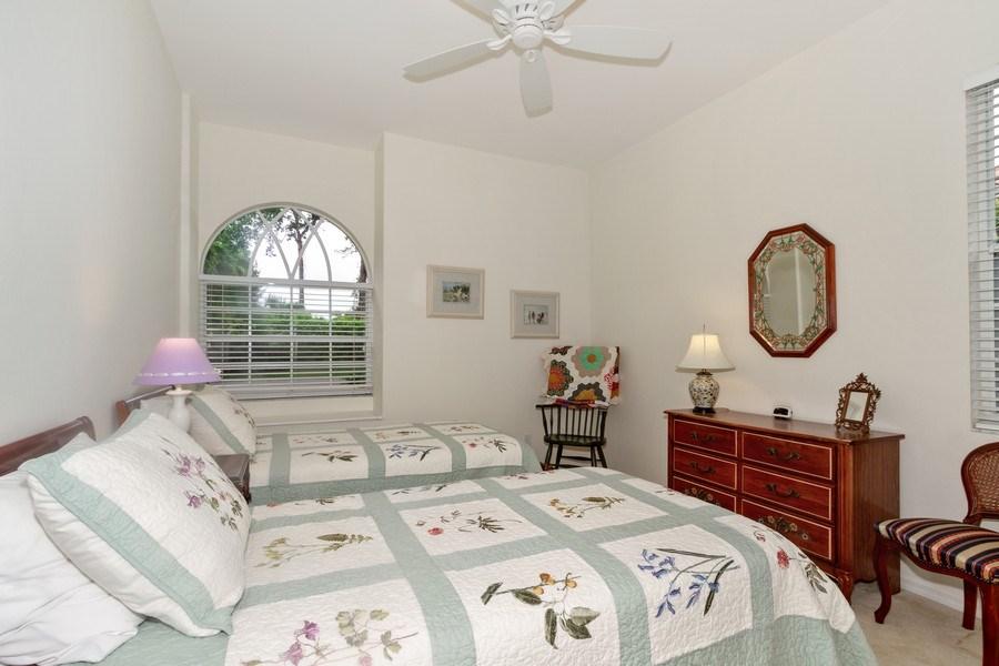 Real Estate Photography - 15389 Royal Fern Ln, Naples, FL, 34110 - Bedroom