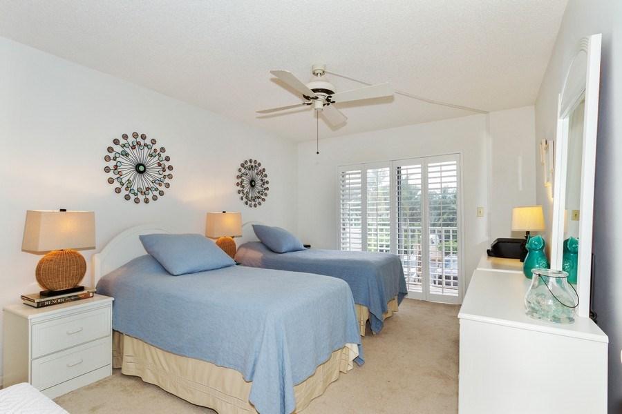 Real Estate Photography - 25740 Hickory Blvd, #D250, Bonita Springs, FL, 34134 - Master Bedroom