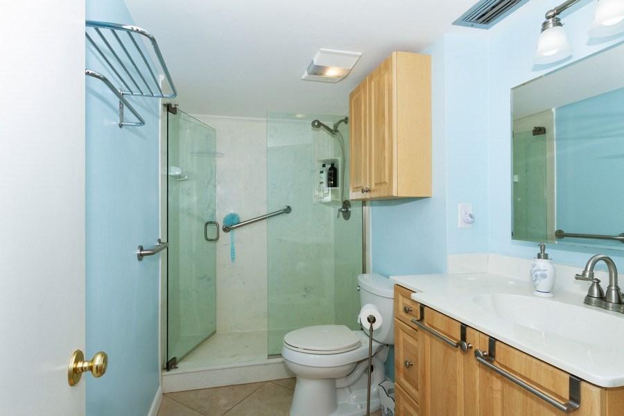 Real Estate Photography - 25740 Hickory Blvd, #D250, Bonita Springs, FL, 34134 - Bathroom