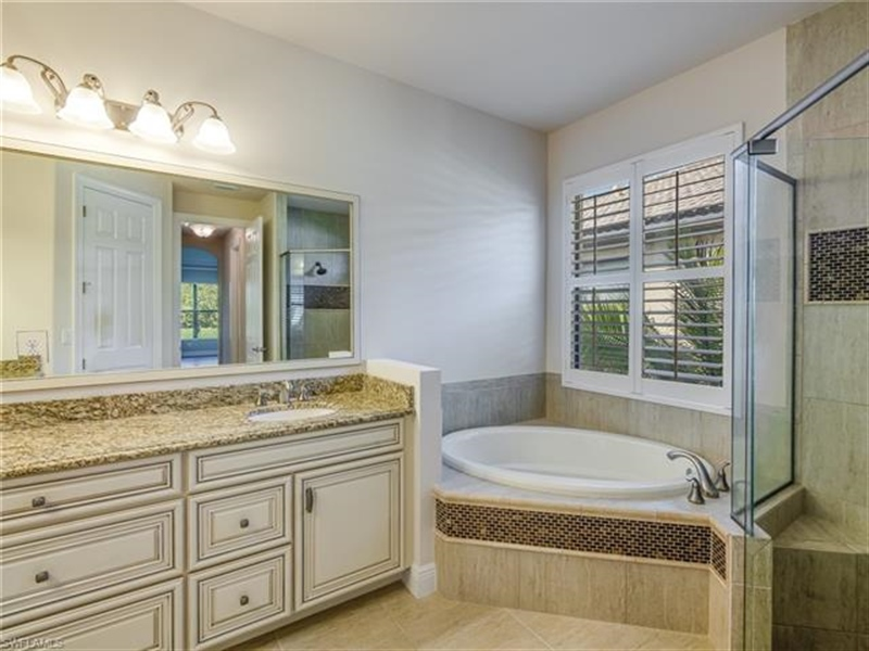 Real Estate Photography - 23484 Sanabria LOOP 23484, BONITA SPRINGS, FL, 34135 - Location 24