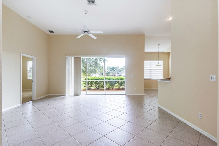 Real Estate Photography - 10650 LANDAU LN, Bonita Springs, FL, 34135 - Living Room