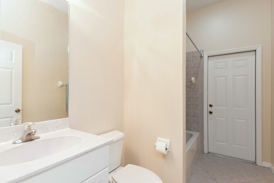 Real Estate Photography - 10650 LANDAU LN, Bonita Springs, FL, 34135 - Bathroom