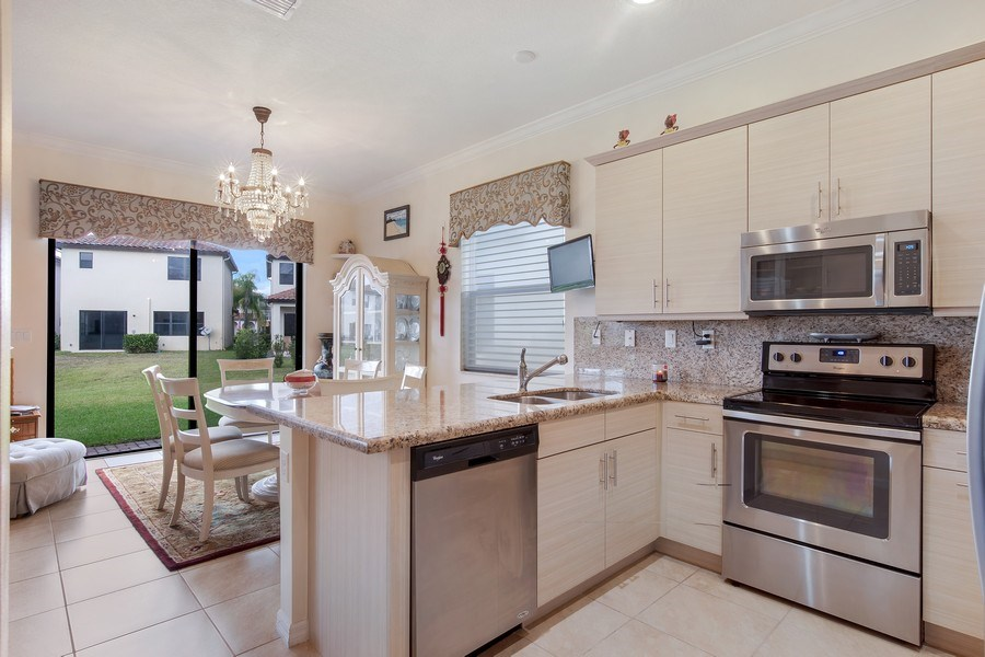 Real Estate Photography - 5455 Ferris Ave, Ave Maria, FL, 34142 - kitchen