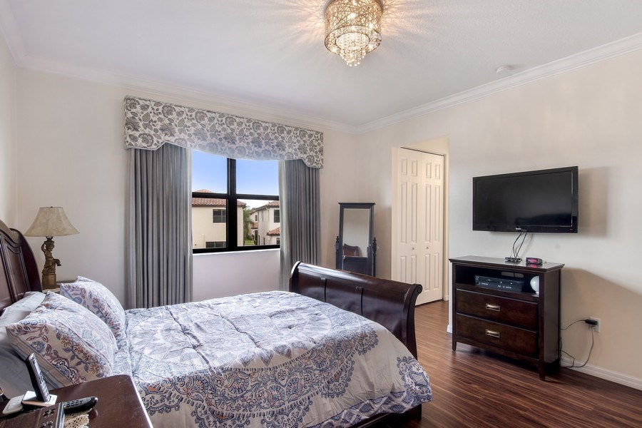 Real Estate Photography - 5455 Ferris Ave, Ave Maria, FL, 34142 - Master Bedroom 2
