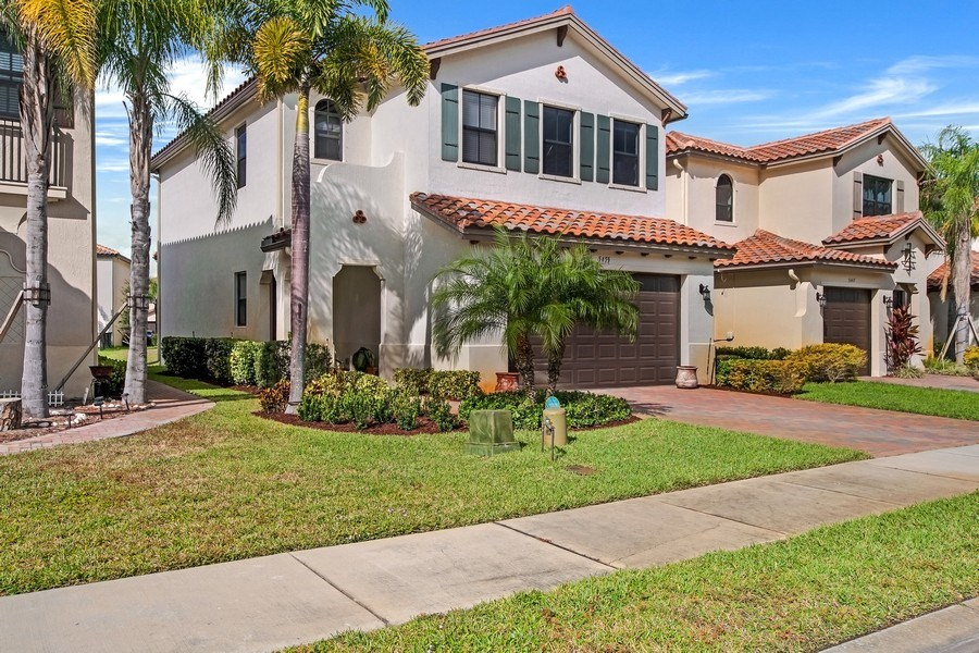 Real Estate Photography - 5455 Ferris Ave, Ave Maria, FL, 34142 - front view