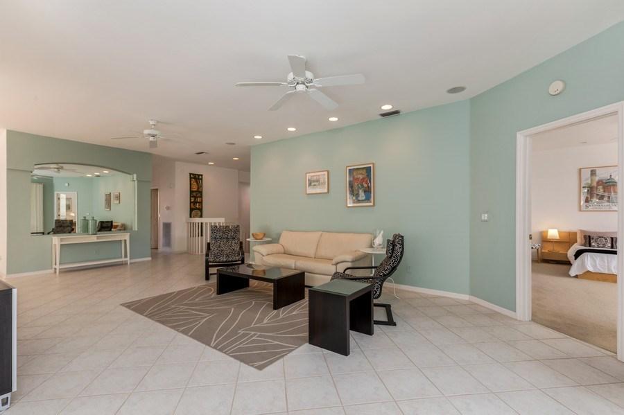 Real Estate Photography - 25071 BALLYCASTLE CT #203, Bonita Springs, FL, 34134 - Living Room