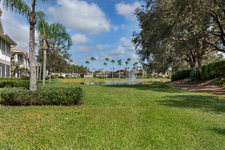 Real Estate Photography - 25071 BALLYCASTLE CT #203, Bonita Springs, FL, 34134 - View