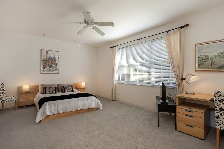 Real Estate Photography - 25071 BALLYCASTLE CT #203, Bonita Springs, FL, 34134 - Master Bedroom
