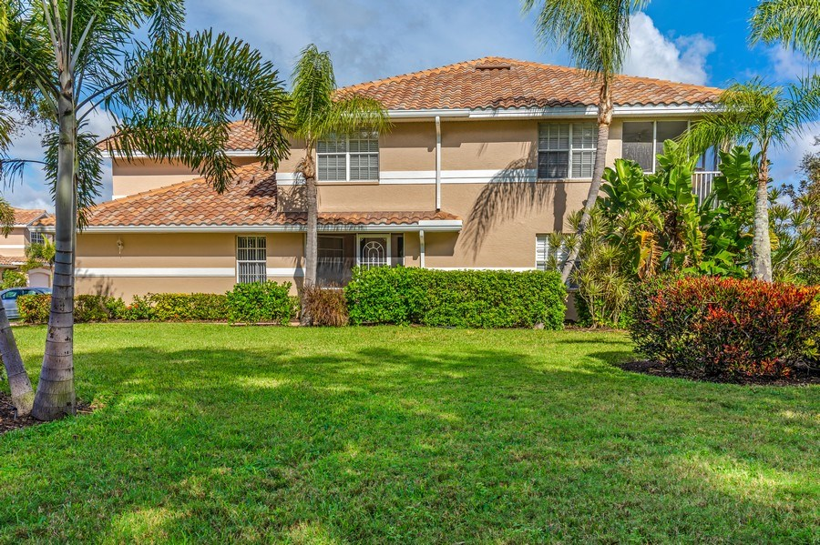 Real Estate Photography - 25071 BALLYCASTLE CT #203, Bonita Springs, FL, 34134 - Front View