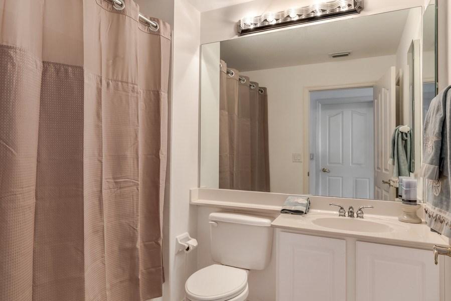 Real Estate Photography - 25071 BALLYCASTLE CT #203, Bonita Springs, FL, 34134 - 2nd Bathroom
