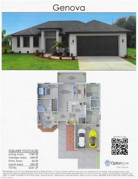 Real Estate Photography - 1505 NE 5th Pl, # 1505, Cape Coral, FL, 33909 - Location 2