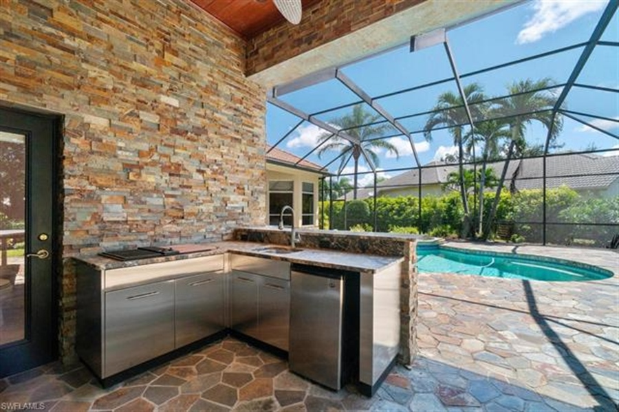 Real Estate Photography - 1168 Camelot Cir, # 1168, Naples, FL, 34119 - Location 25
