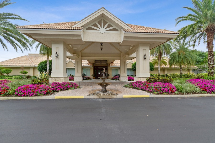 Real Estate Photography - 13060 Amberley Ct, Unit 804, Bonita Springs, FL, 34135 - Clubhouse