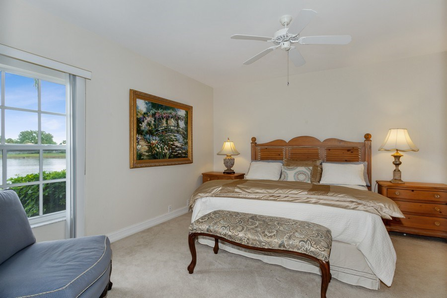 Real Estate Photography - 13060 Amberley Ct, Unit 804, Bonita Springs, FL, 34135 - Master Bedroom