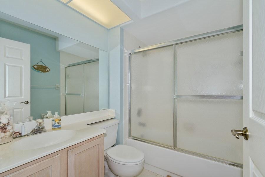 Real Estate Photography - 13060 Amberley Ct, Unit 804, Bonita Springs, FL, 34135 - Bathroom