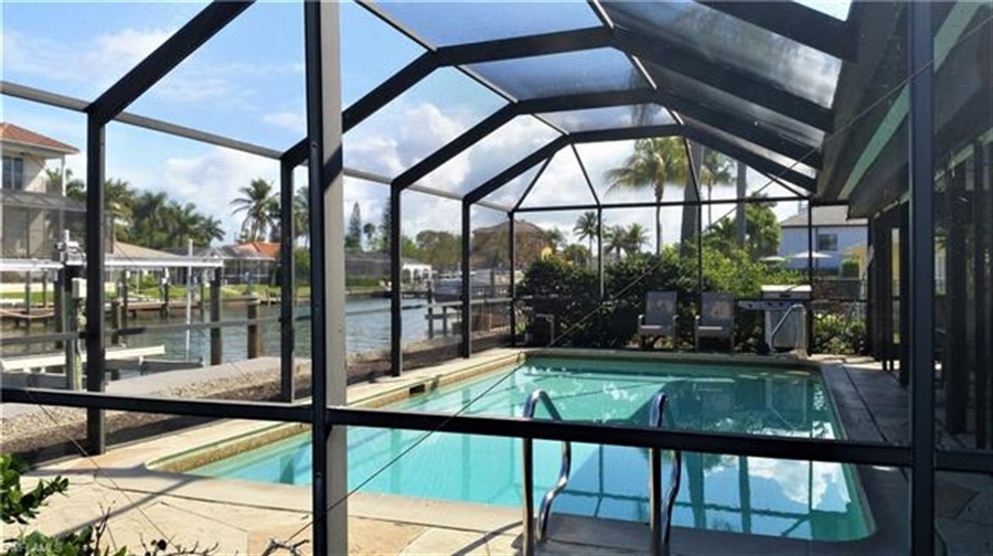 Real Estate Photography - 385 Willet Ave, # 385, Naples, FL, 34108 - Location 10