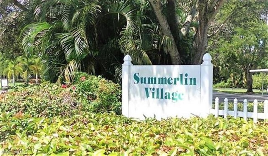 Real Estate Photography - 8140 Summerlin Village CIR 305 8140, FORT MYERS, FL, 33919 - Location 20