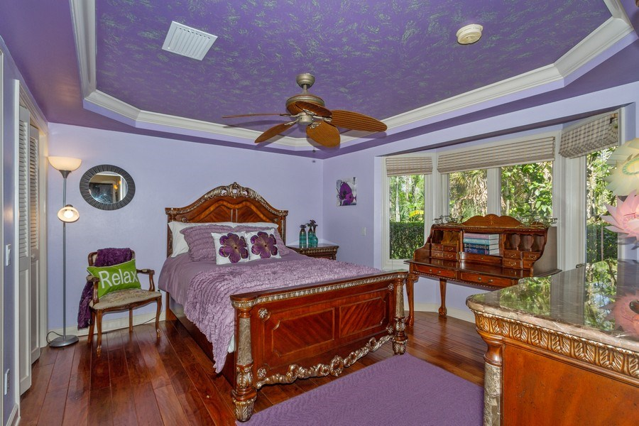 Real Estate Photography - 4381 3rd Ave Northwest, Naples, FL, 34119 - 2nd Bedroom