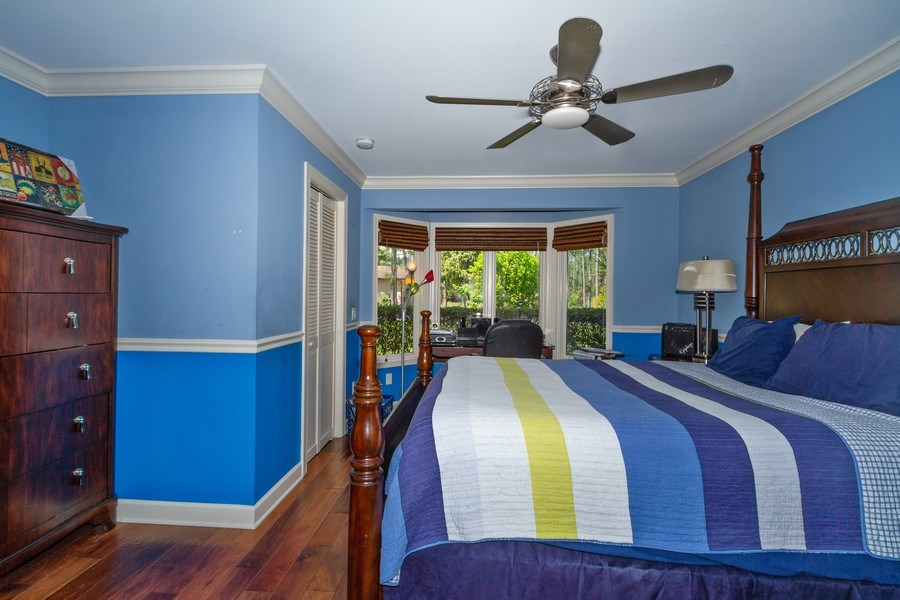 Real Estate Photography - 4381 3rd Ave Northwest, Naples, FL, 34119 - 3rd Bedroom