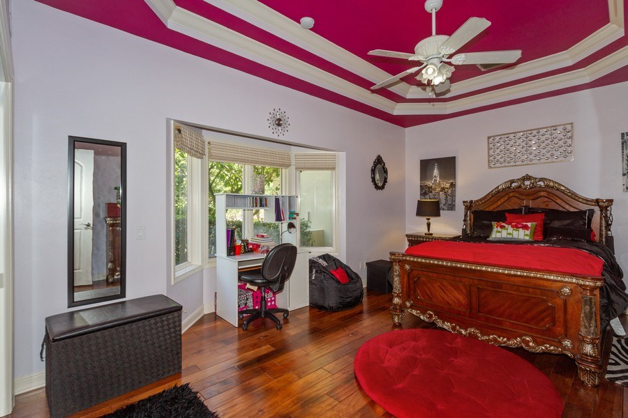Real Estate Photography - 4381 3rd Ave Northwest, Naples, FL, 34119 - Bedroom
