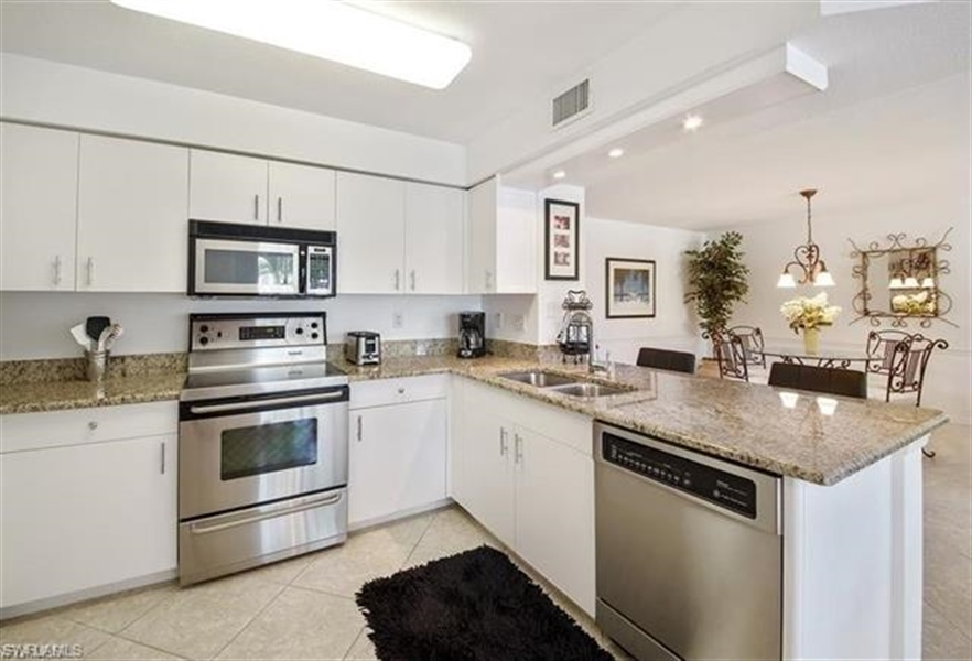 Real Estate Photography - 480 Bermuda Cove WAY 1-203 480, NAPLES, FL, 34110 - Location 9