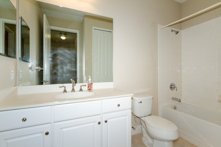 Real Estate Photography - 3735 Canopy Cir, Naples, FL, 34120 - Bathroom