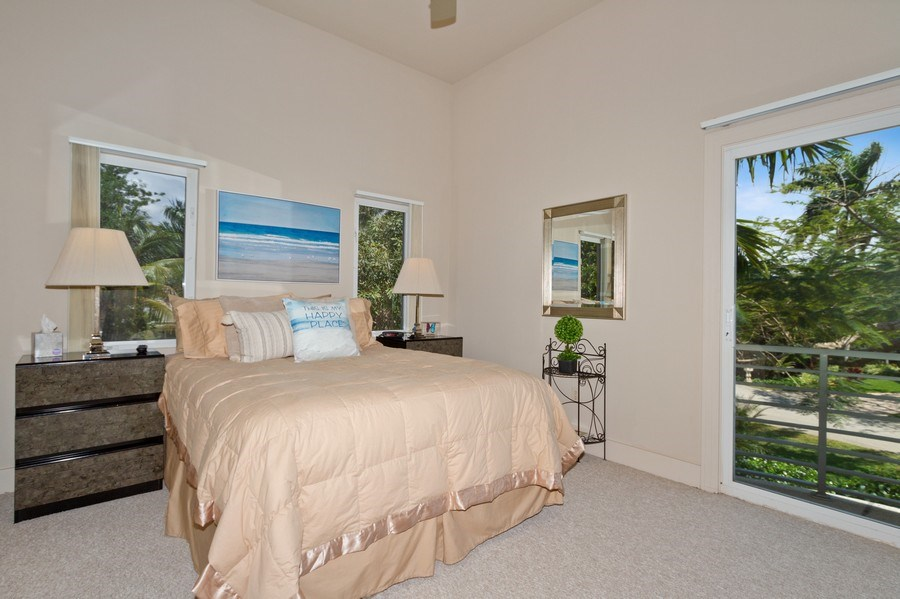 Real Estate Photography - 367 5Th Ave North, Naples, FL, 34102 - 2nd Bedroom