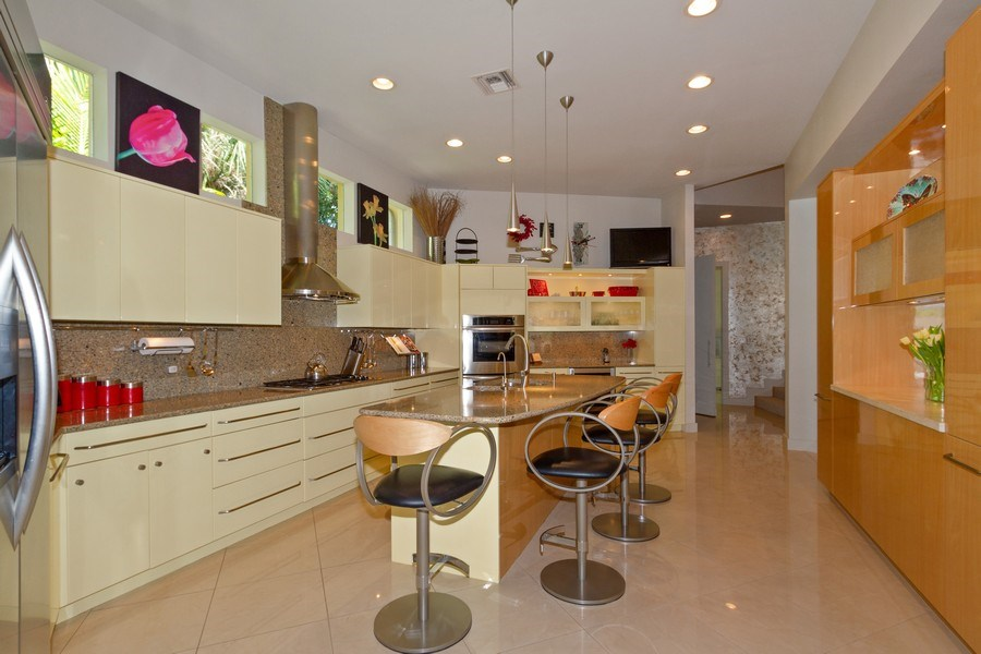 Real Estate Photography - 367 5Th Ave North, Naples, FL, 34102 - Kitchen
