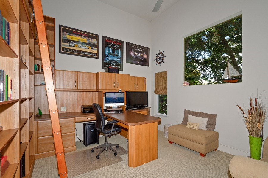 Real Estate Photography - 367 5Th Ave North, Naples, FL, 34102 - Den