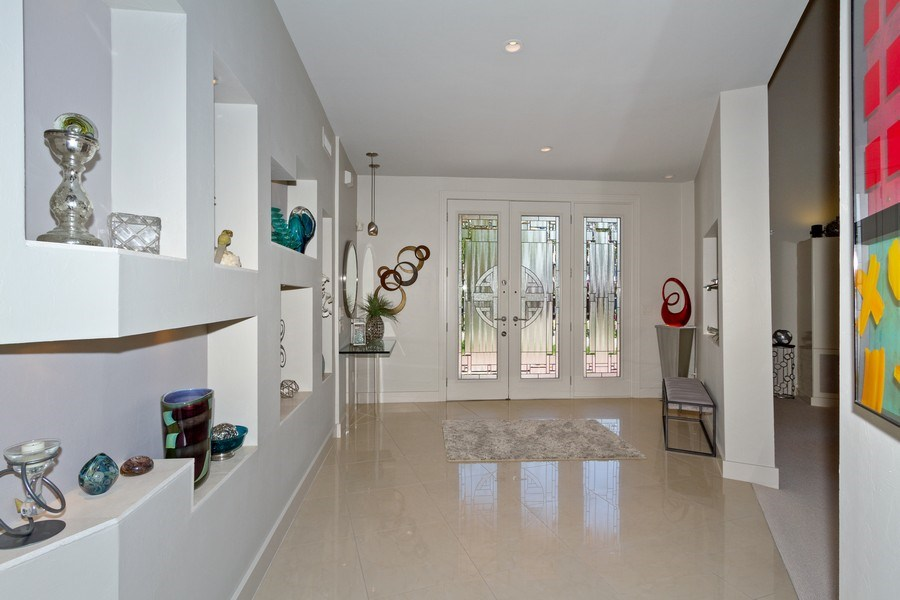 Real Estate Photography - 367 5Th Ave North, Naples, FL, 34102 - Hallway