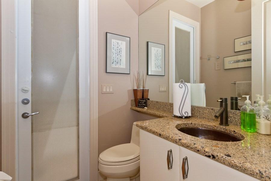 Real Estate Photography - 367 5Th Ave North, Naples, FL, 34102 - Half Bath