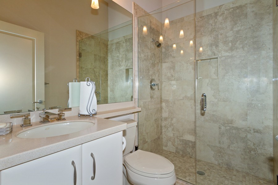 Real Estate Photography - 367 5Th Ave North, Naples, FL, 34102 - Bathroom